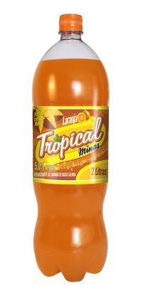 imagem de Refrigerante Tropical Laranja 2lt