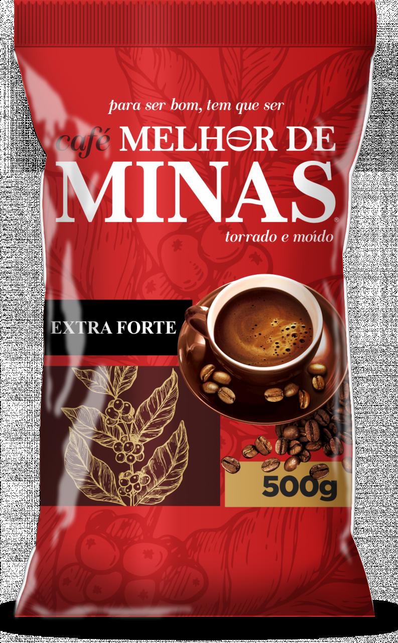 imagem de Café Melhor de Minas Extraforte 500g