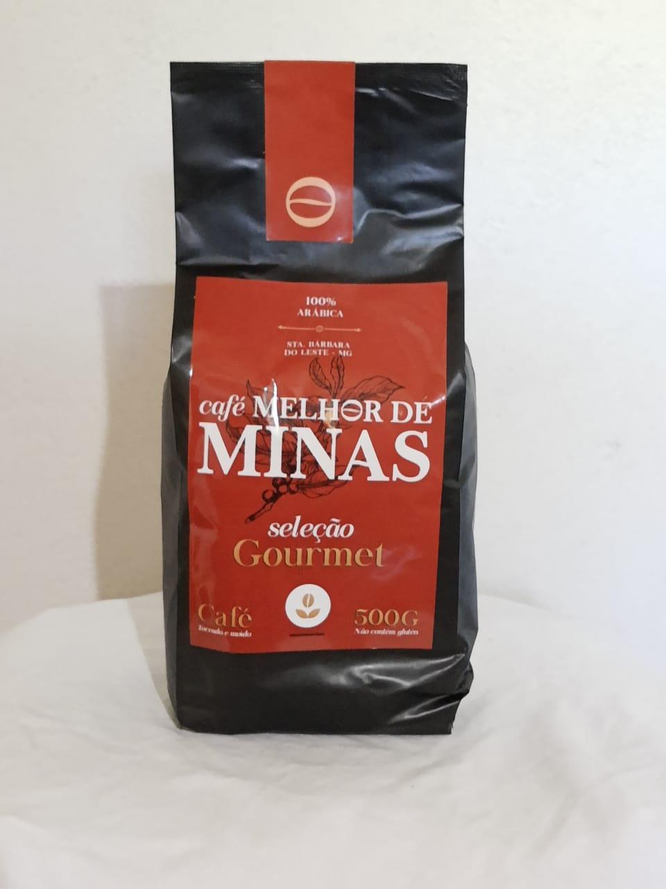 imagem de Café Melhor de Minas SELEÇÃO GOURMET