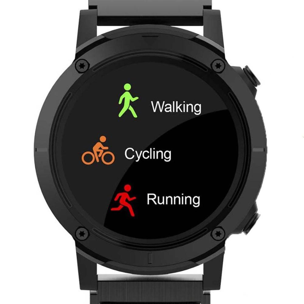 imagem de Relógio Seculus Smartwatch 79004G0SVNV3 Masculino Preto