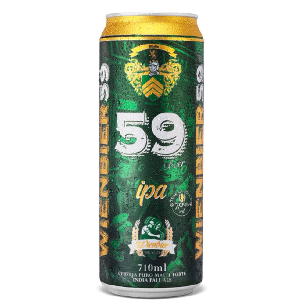 imagem de Cerveja Latão Wienbier 59 Ipa 710ml