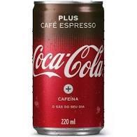 imagem de coca cola Café - Mini Lata 220 ML CX 06