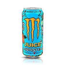 imagem de Energético monster mango loco CX 6 UND
